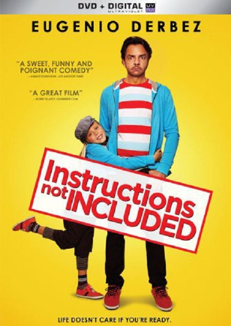 Instructions Not Included (Jessica C. Lindsey) New Region 1 DVD + Digital