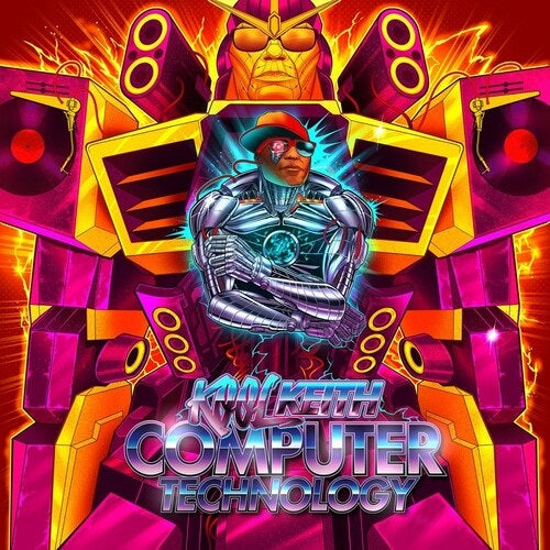 Kool Keith Computer Technology New CD
