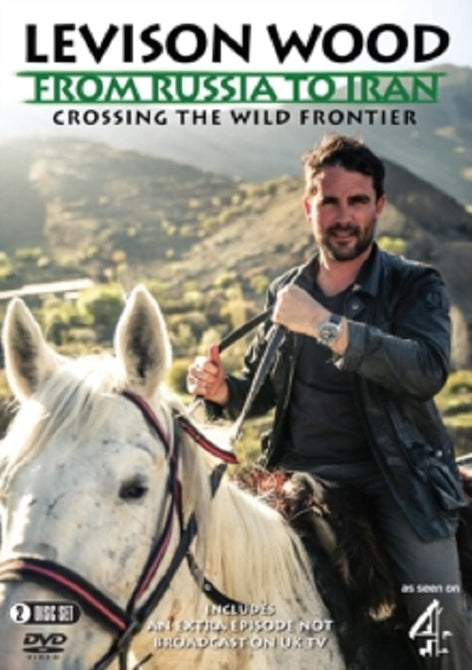 Levison Wood From Russia to Iran Crossing the Wild Frontier New Region 4 DVD
