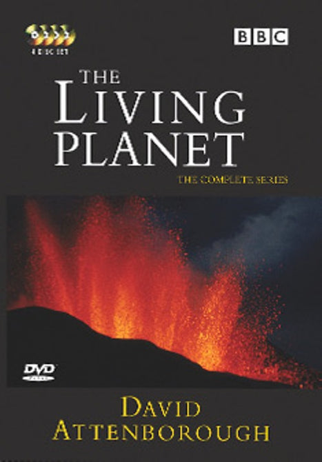 The Living Planet The Complete Series David Attenborough New DVD Region 4