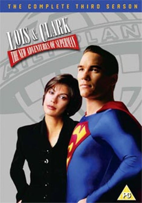 Lois and Clark & Season 3 Third Series New DVD Region 4