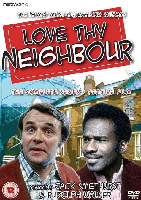 Love Thy Neighbour Complete Series 1-8 Season 1 2 3 4 5 6 7 8 Region 2 DVD New