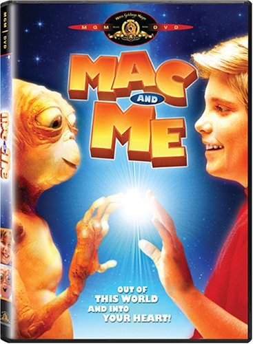Mac and Me Region 1 New DVD BRAND NEW