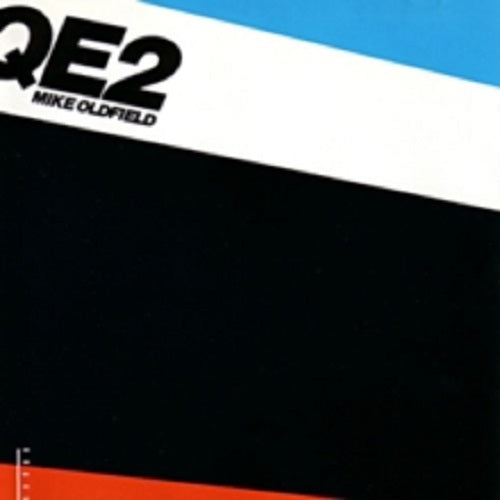 Mike Oldfield QE2 New CD