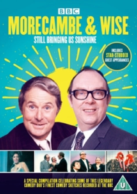 Morecambe & Wise Still Bringing Us Sunshine (Eric Morecambe) And Region 4 DVD