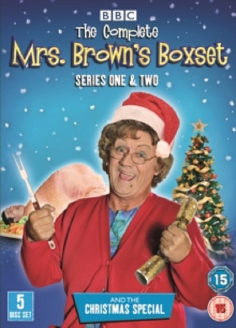 Mrs Brown's Boys Series 1 / 2 Season One Two + Christmas Special DVD Region 2