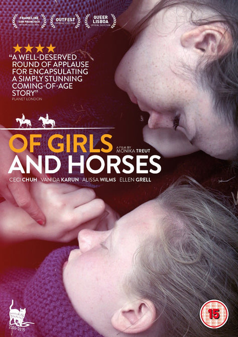 Of Girls and Horses (Lesbian Theme) Region 4 DVD New