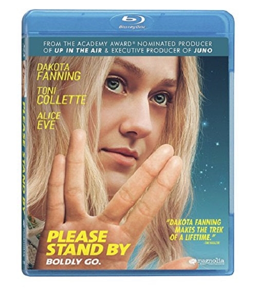 Please Stand By (Dakota Fanning Toni Collette) New Blu-ray Region A