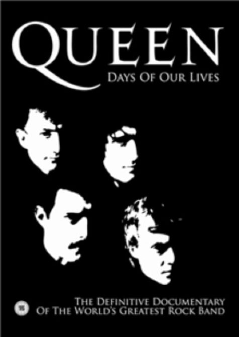 Queen Days of Our Lives (Simon Lupton, Rhys Thomas) New Region 4 DVD