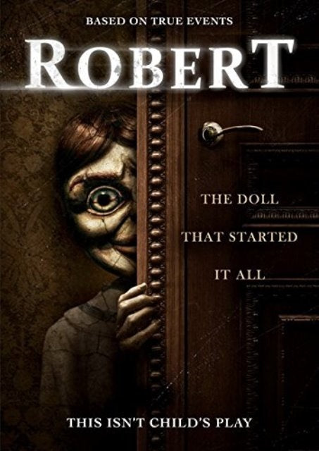 Robert The Doll  This Isn't Child's Play Before Chucky Before Annabelle  R4 DVD