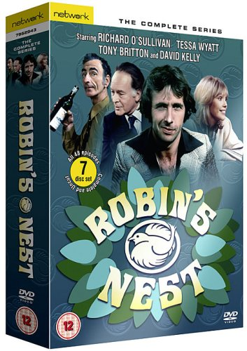 Robin's Nest Series 1 2 3 4 5 6 Complete Season 1-6 Region 2 New DVD Robins