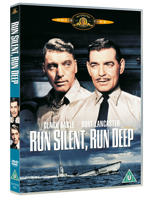 Run Silent Run Deep (Clark Gable Burt Lancaster) DVD Region 4 NOT CHINESE COPY