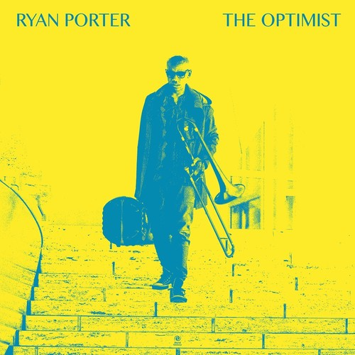 Ryan Porter The Optimist New Vinyl LP Album (3xDiscs) Clearance