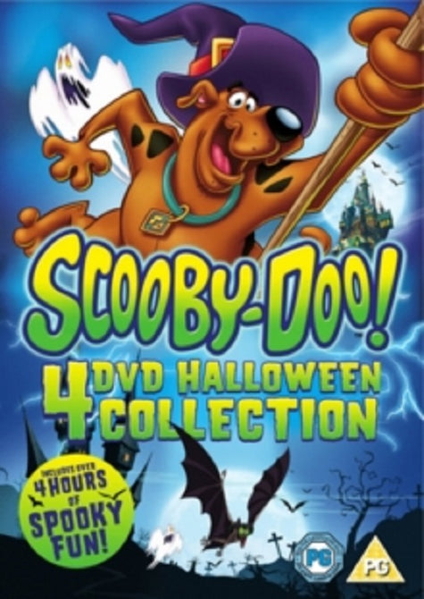 Scooby-Doo Halloween Collection (Frank Welker, Mindy Cohn) Scooby Doo Reg 4 DVD