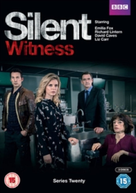 Silent Witness Season 20 Series Twenty BBC New DVD