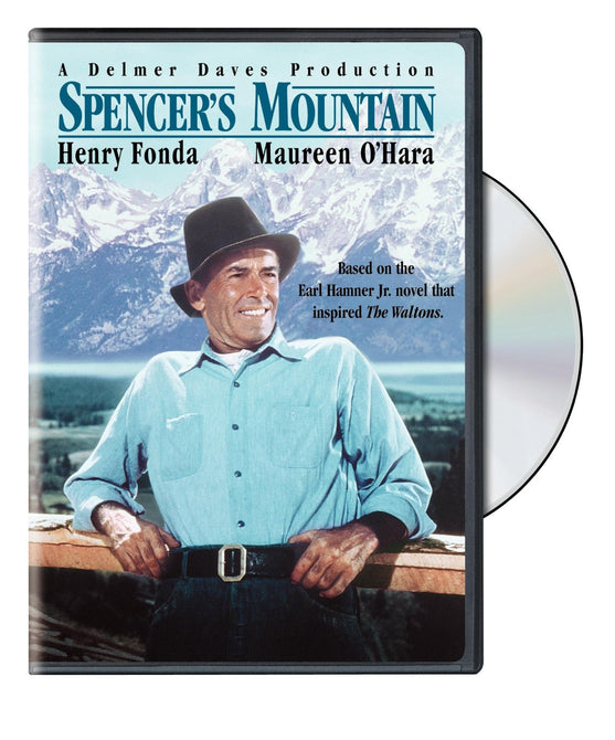 Spencer's Mountain (Henry Fonda) Spencers Region 4 New DVD