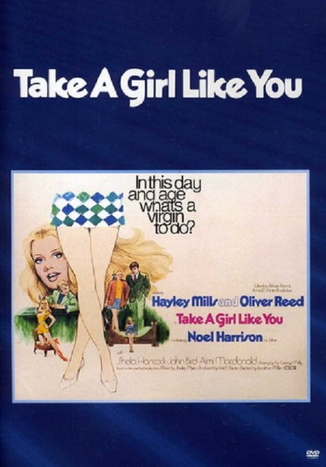 Take a Girl Like You (Hayley Mills, Oliver Reed, Noel Harrison, John Bird) DVD