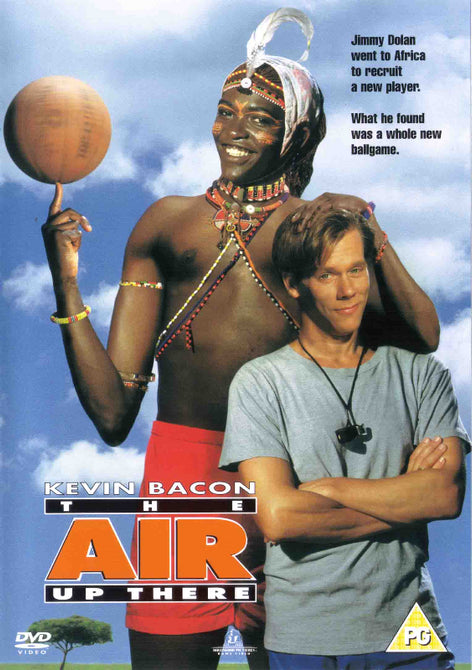 The Air Up There (Disney Kevin Bacon) New DVD R4