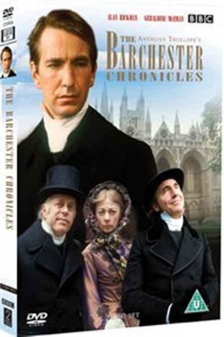 The Barchester Chronicles BBC TV Series Trollope 2xDVD R4