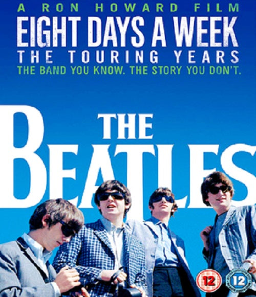The Beatles Eight Days a Week The Touring Years (Mark Monroe) 8 Region B Blu-ray