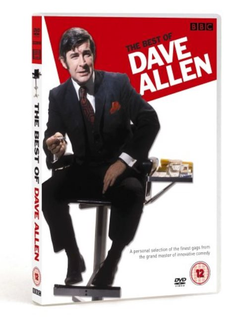 The Best Of Dave Allen Region 2 DVD New
