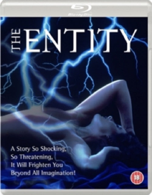 The Entity (Sidney J. Furie Barbara Hershey ) New Reg B Blu-ray