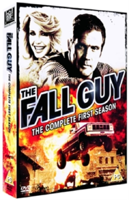 The Fall Guy Season 1 Series One First (Lee Majors) New Region 4 DVD Box Set
