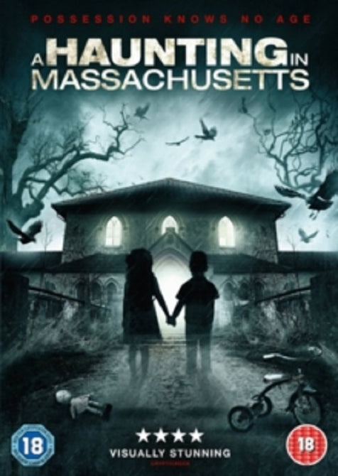The Haunting in Massachusetts (Judd Nelson, Jessica Morris) New Region 2 DVD