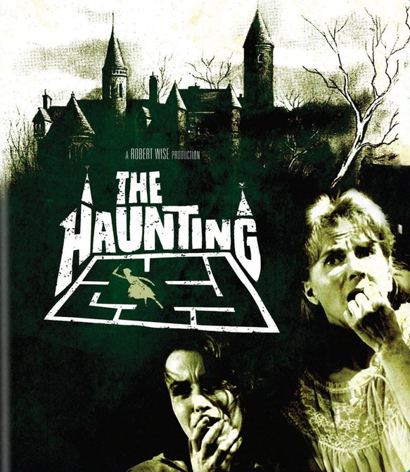 The Haunting (Julie Harris, Claire Bloom) 1963 Region 4 New DVD