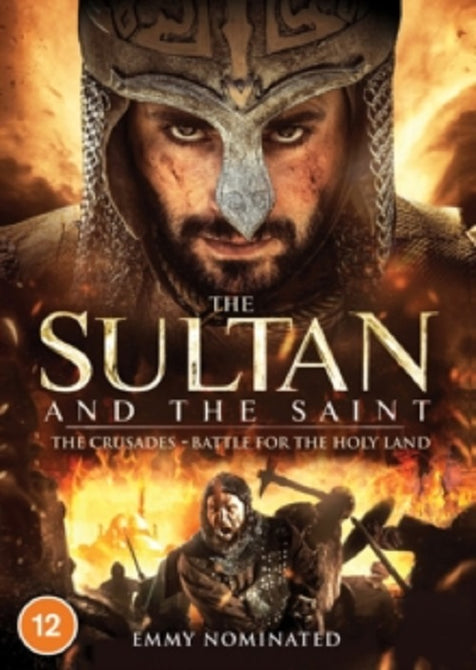 The Sultan and the Saint The Crusades The Battle for The Holy Land & Reg 4 DVD