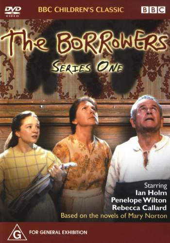 The Borrowers Series 1 Season New DVD Region 4
