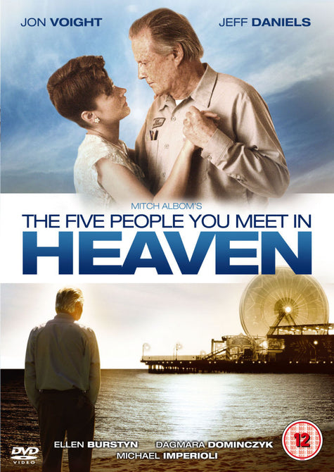 The Five People You Meet in Heaven (Jon Voight, Jeff Daniels) 5 New Region 4 DVD