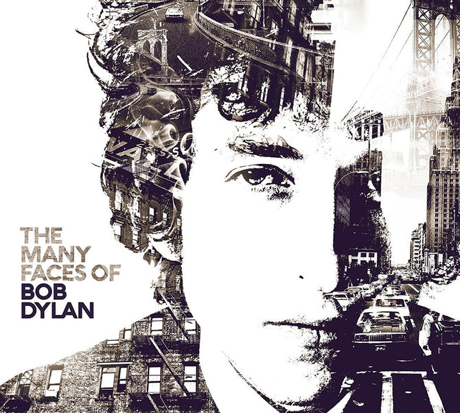 The Many Faces of Bob Dylan 3xDiscs New CD Box Set