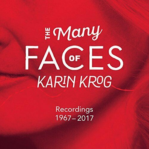 Karin Krog The Many Faces of Karin Krog New CD (6 Discs) Recording 1967 - 2017