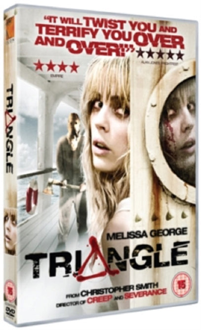 Triangle (Melissa George, Liam Hemsworth) New Region 2 DVD