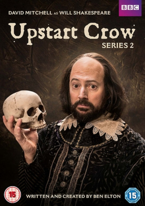 Upstart Crow Season 2 Series Two Second New DVD Series 2 Region 4 IN STOCK NOW