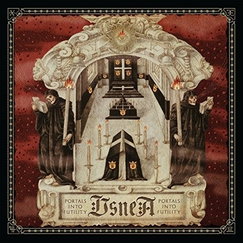 Usnea Portals Into Futility CD New - Clearance