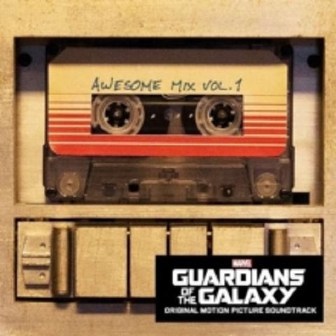 Various Artists Guardians of the Galaxy Awesome Mix Vol. 1 Vol One New CD