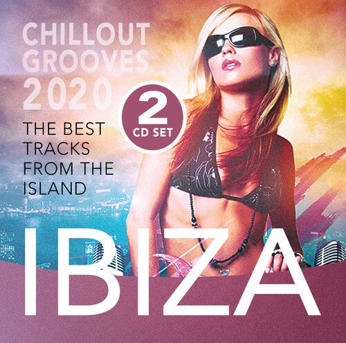 Various Artists Ibiza Chillout Grooves 2020 New CD