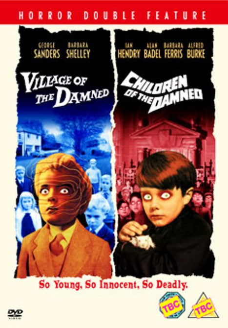 Village Of The Damned and Children Of The Damned New DVD R4