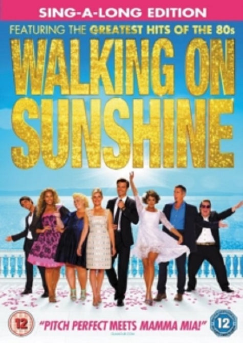 Walking On Sunshine (Greg Wise, Leona Lewis, Annabel Scholey) New DVD