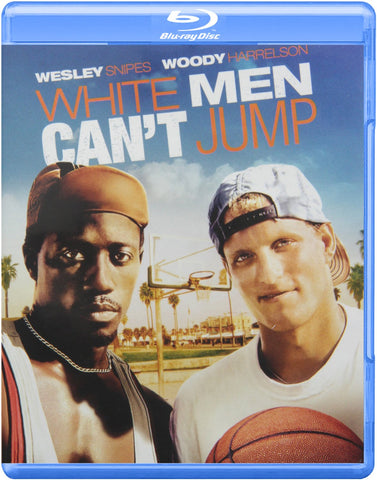White Men Can't Jump (Woody Harrelson Wesley Snipes) Blu-ray Region B Australia