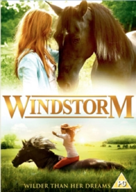 Windstorm (Hannah Binke, Marvin Linke) New Region 4 DVD