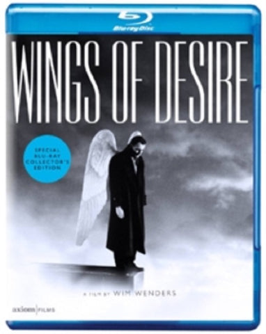 Wings of Desire (Curt Bois) Collectors Edition New Region B Blu-ray