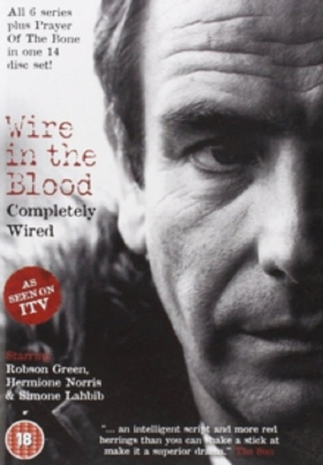 Wire in the Blood Completely Wired Season 1 2 3 4 5 6 Series Collection New DVD