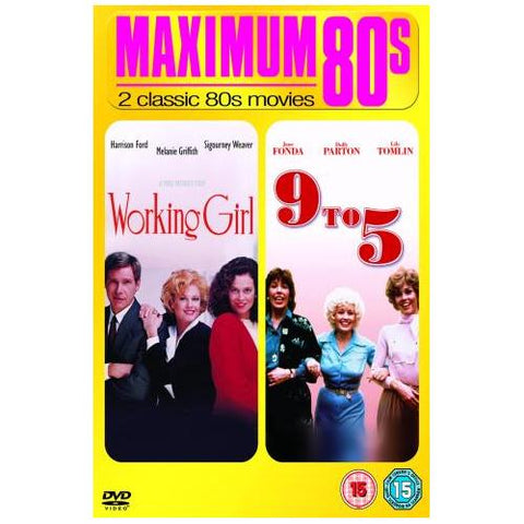 Working Girl + 9 To 5 (Dolly Parton Melanie Griffith) 2xDVDs R4