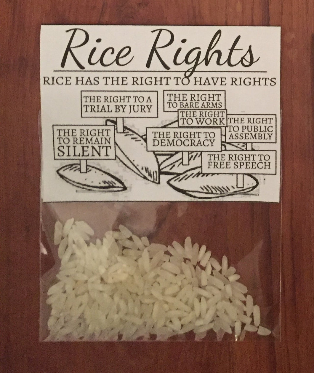 Rice Rights
