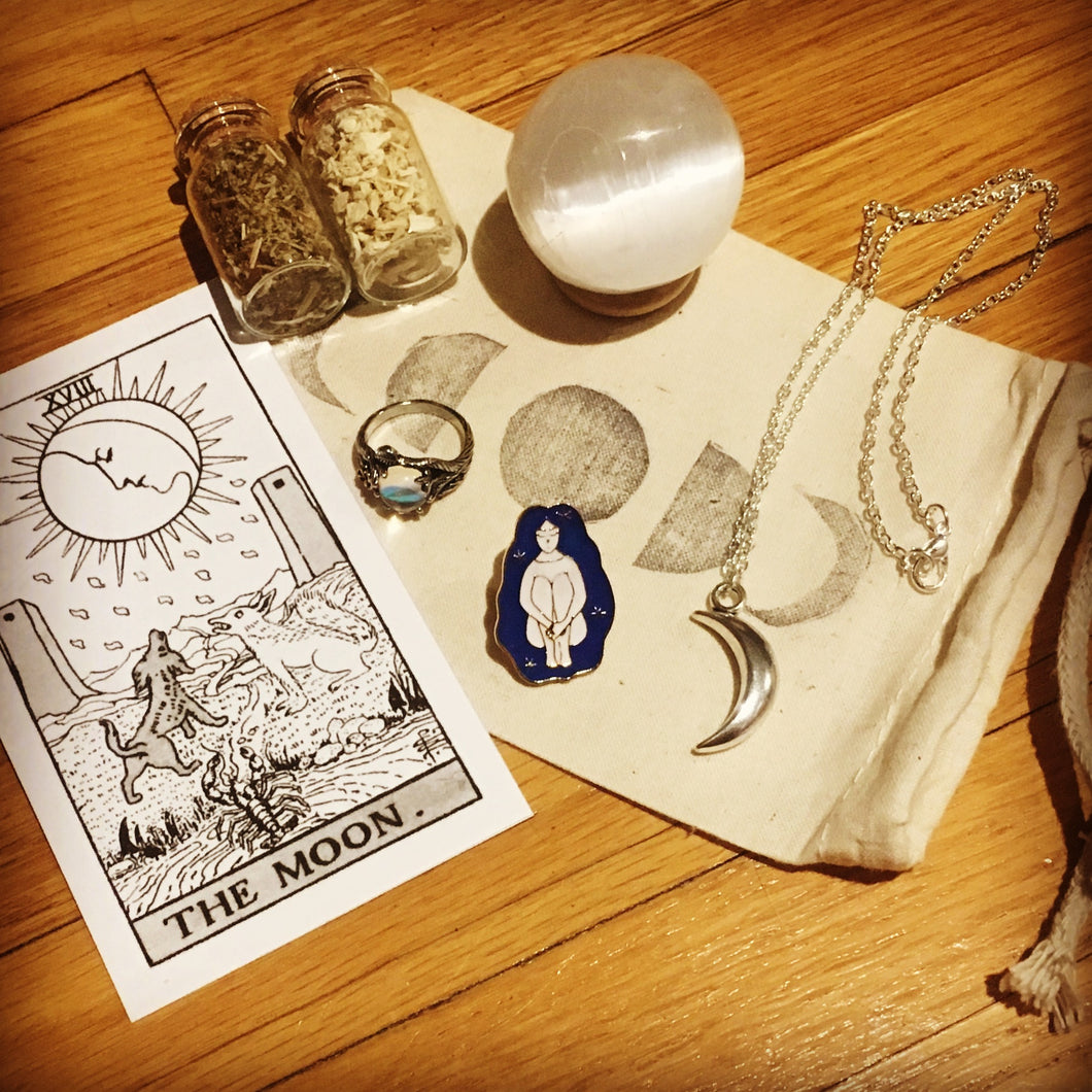 MOON GODDESS WITCHCRAFT KIT