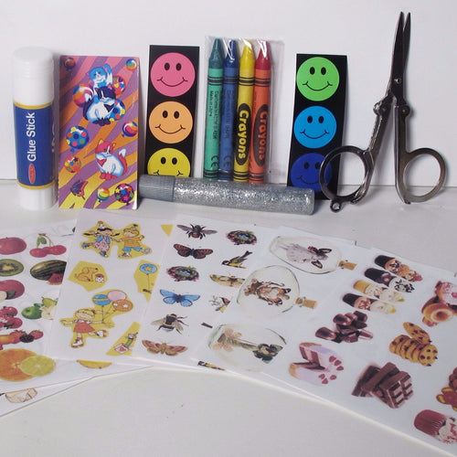 mail art kit