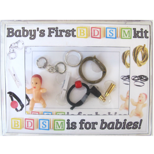 baby's first bdsm kit